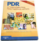 PDR | The Physician's Desk Reference
